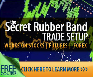 Learn the secrets of the rubberband trade setup